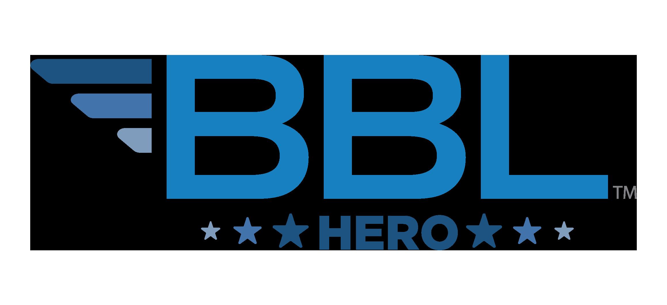 BBL HERO logo